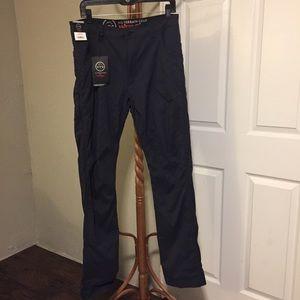 ATG by Wrangler Mens Fleece Lined Utility Pant Pants